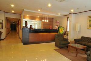 Cipta Hotel Wahid Hasyim Jakarta - Lobi