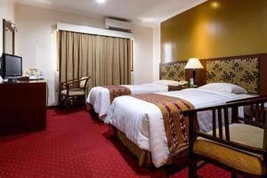 Cipta Hotel Wahid Hasyim Jakarta - Kamar Deluxe