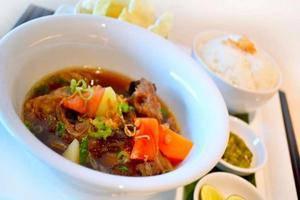 Swiss-Belhotel Mangga besar,Jakarta - Menu Restoran
