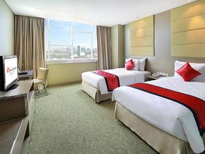 Swiss-Belhotel Mangga besar,Jakarta - superior twin