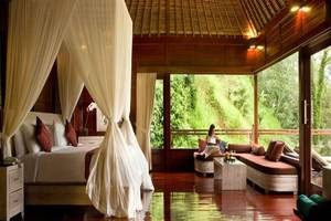 Kupu Kupu Barong Villas Bali - Ayung River Club Villa