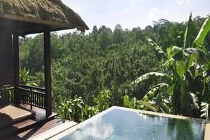 Kupu Kupu Barong Villas Bali - Kolam Renang