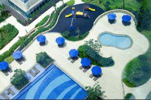 Fraser Place Setiabudi - Outdoor Pool