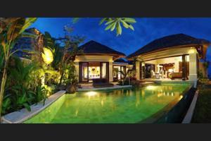 The Griya Villas and Spa Bali - Deep Soaking Bathtub