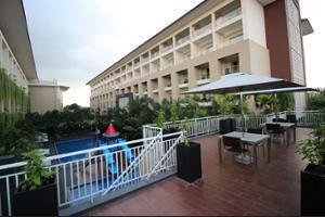 Eastparc Hotel Yogyakarta - Terrace/Patio