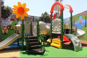 Eastparc Hotel Yogyakarta - Childrens Play Area - Outdoor