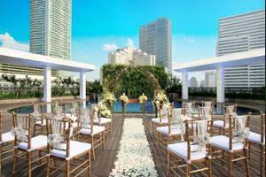 Mandarin Oriental Jakarta - Outdoor Pool