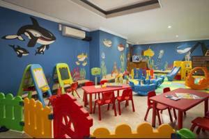 Ascott Jakarta - Childrens Play Area - Indoor