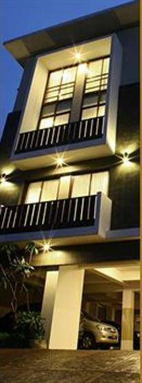 Rasuna Mansion Jakarta - Hotel Front - Evening/Night