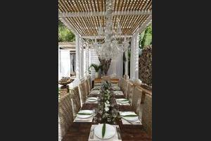 OAZIA Spa Villas Bali - Family Dining