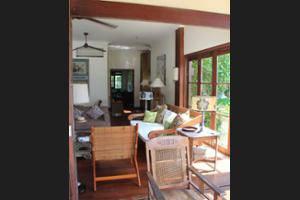 Villa Waringin Bali - Living Area