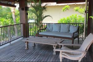 Villa Waringin Bali - Balcony