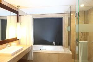 Soll Marina Hotel Bangka - Kamar Mandi