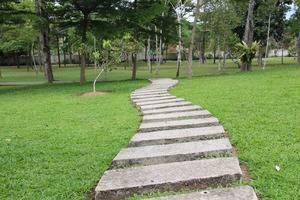 Soll Marina Hotel Bangka - Backyard Garden