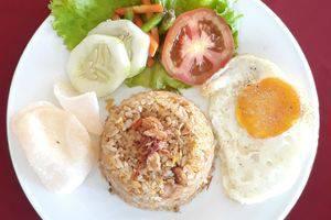 Sriwedari Hotel Yogyakarta - Nasi Goreng Sriwedari