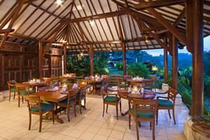 Alam Sari Keliki Ubud - Restoran