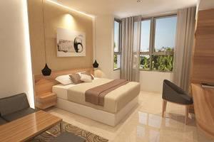 Wing Hotel & Residence Kualanamu Medan - Kamar Deluxe Double