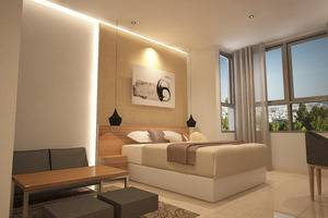 Wing Hotel Kualanamu Medan - Kamar Deluxe Double