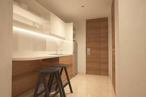 Wing Hotel & Residence Kualanamu Medan - Dapur mini