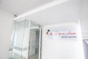 De Green Inn @aeropolis Tangerang - gedung
