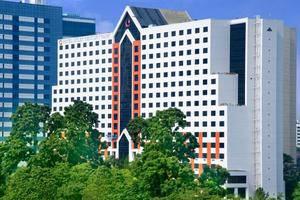 Century Park Hotel Jakarta - Tampilan Luar