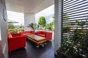 Hotel Absari Jogja - balcony