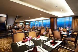 Grand Royal Panghegar Bandung - Restaurant