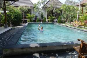 Villa Graha 221 Lembongan - Kolam Renang