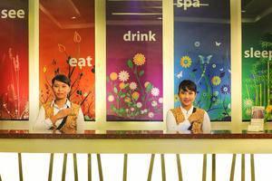Transera Hotel Pontianak - Resepsionis