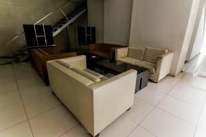 NIDA Rooms Pangkalan Raya Bogor - Ruang tamu