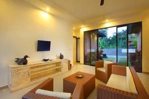 Alam Sembuwuk Bali - Ruang tamu