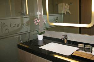 Gammara Hotel Makassar - Bathroom Amenities