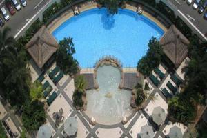 Hotel Ciputra Jakarta - Water Pool