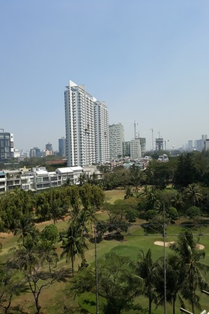 Apartement The Mansion Kemayoran by Cheapinn