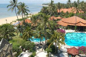 Inna Grand Bali Beach Bali - Pemandangan