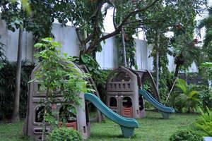 Hotel Santika Cirebon - Ruang bermain anak