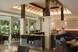 Hotel Santika Cirebon - Restoran Tamansari