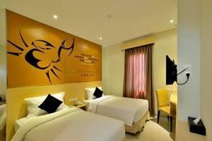 Hotel Zodiak Asia Afrika Bandung - Superior Twin