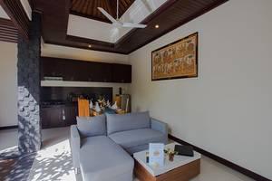 Kayu Suar Bali Luxury Villas and Spa Bali - Ruang tamu
