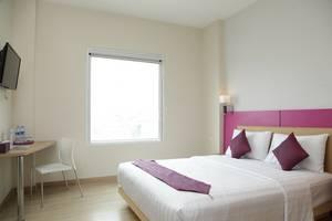 Big Hotel Jakarta - Deluxe Pemandangan dengan tempat tidur single