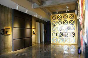 Couleur Hotel Cengkareng - Koridor