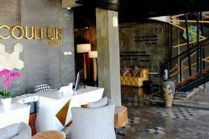 Couleur Hotel Cengkareng - Lobi