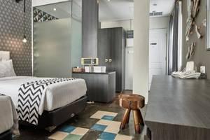 Couleur Hotel Cengkareng - Kamar
