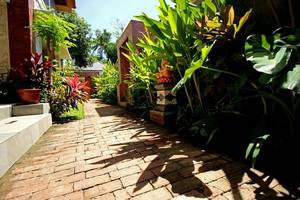 Uma De Villa Bali - pemandangan