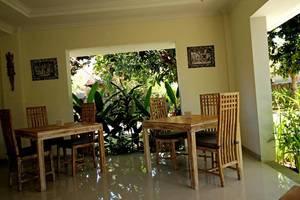 Uma De Villa Bali - Ruang tamu