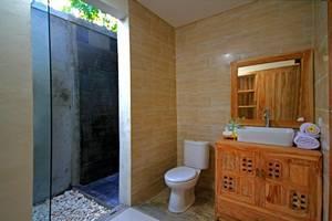 Uma De Villa Bali - Kamar mandi