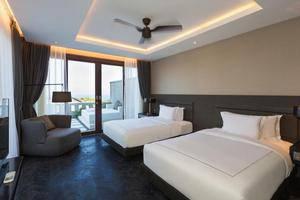 Prasana Villa Bali - Kamar tamu