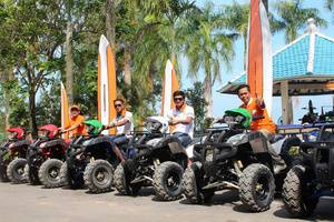 HARRIS Waterfront Batam - Aktivitas ATV