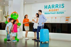 HARRIS Waterfront Batam - Lobi
