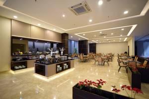 Atlantic City Hotel Bandung - Restoran